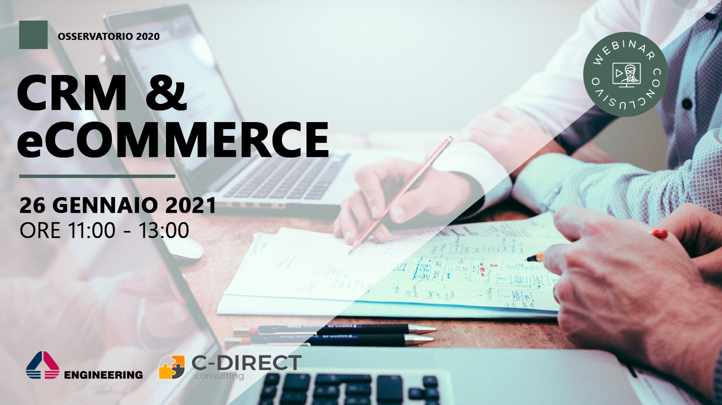 Osservatorio CRM & eCommerce 2020